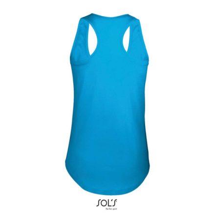 Sols Moka Női trikó, Aqua