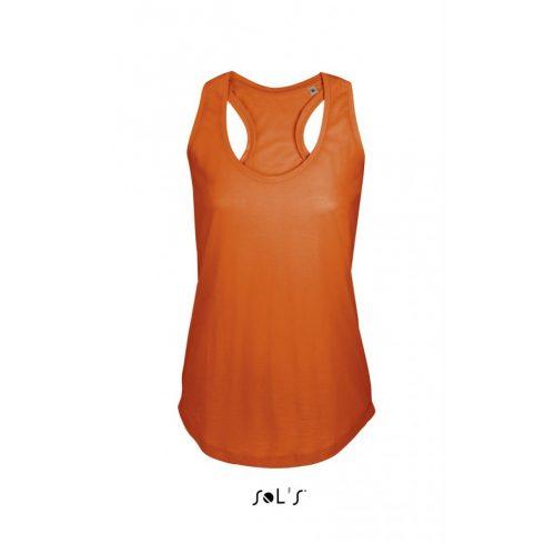 Sols Moka Női trikó, Burnt Orange
