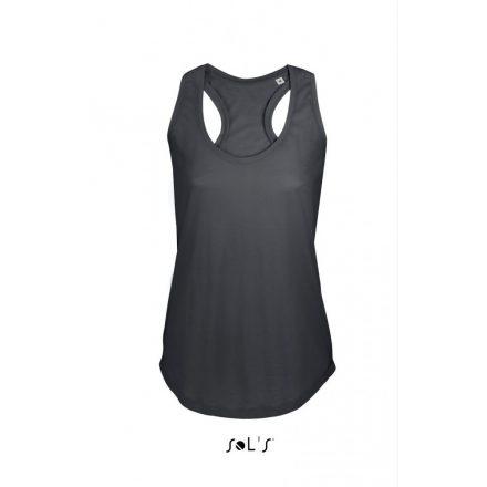 Sols Moka Női trikó, Dark Grey