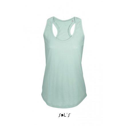 Sols Moka Női trikó, Jade Green