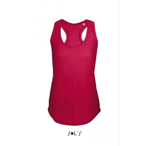 Sols Moka Női trikó, Red