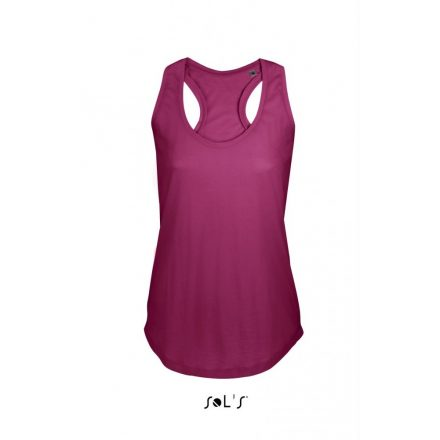 Sols Moka Női trikó, Raspberry