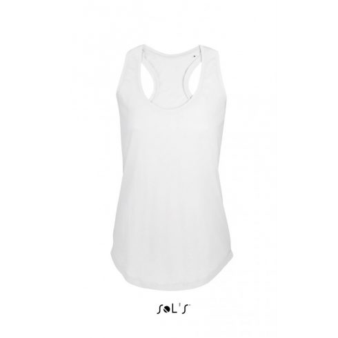 Sols Moka Női trikó, White