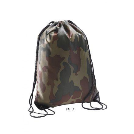 Sols Urban, 210D tornazsák, camouflage