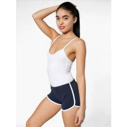 American Apparel AA7301 Navy/White
