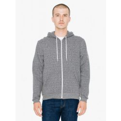 American Apparel AAMT497 Peppered Grey