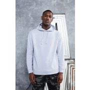 Just Hoods AWJH011 Heather Grey