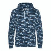 Just Hoods AWJH014 Blue Camo