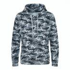 Just Hoods AWJH014 Grey Camo