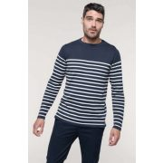 Kariban KA989 Striped Navy/Off White