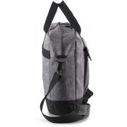 Kimood KI0427 Grey Twill/Black