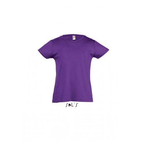 SOL'S SO11981 kislány póló, Dark Purple